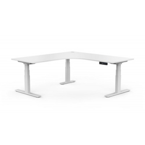 Ritehite Sit/Stand Electric Corner Desk 1800 mm sq. x 700 mm