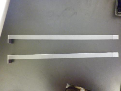 Riteaway Copyholder Steel Centre handle with back wheels