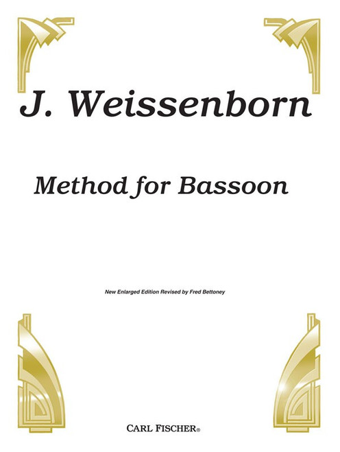 J. Weissenborn Method for Bassoon