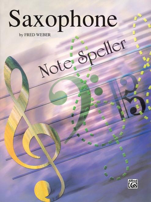 Saxophone Note Speller by Fred Weber