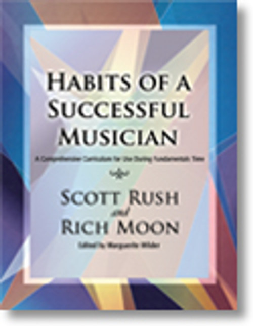Habits of a Successful Musician - Baritone Saxophone (G-8134)
