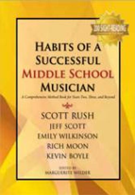 Habits of a Successful Middle School Musician - Baritone Saxophone (G-9149)