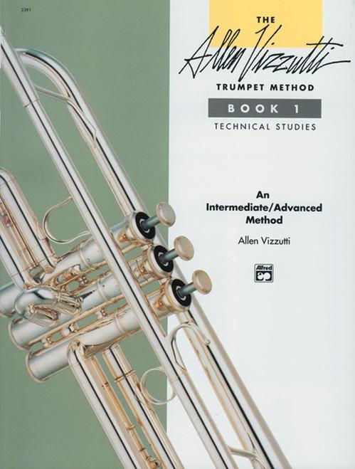 The Allen Vizzutti Trumpet Method, Book 1: Technical Studies