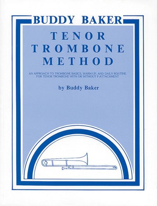 Buddy Baker Tenor Trombone Method