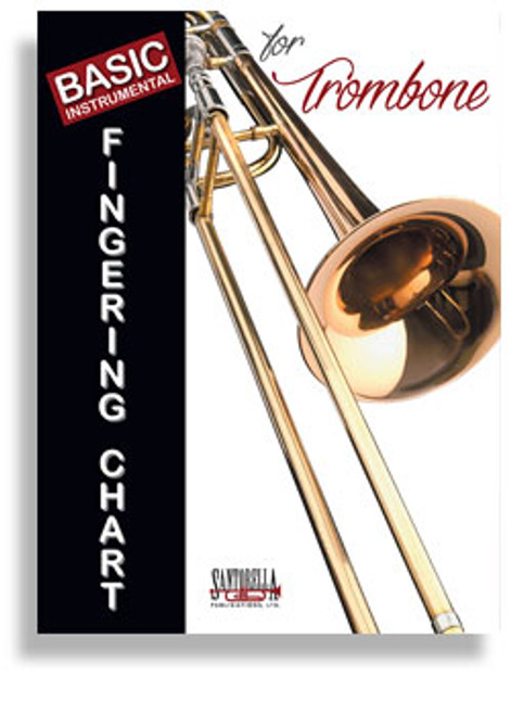 Basic Instrumental Fingering Chart for Trombone
