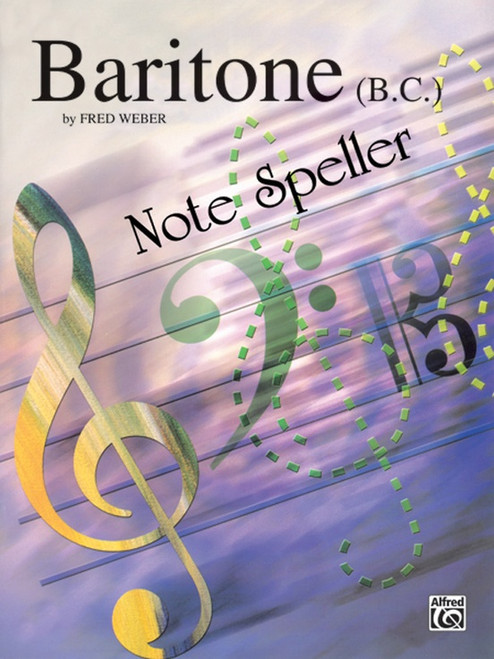 Baritone (B.C.) Note Speller by Fred Weber