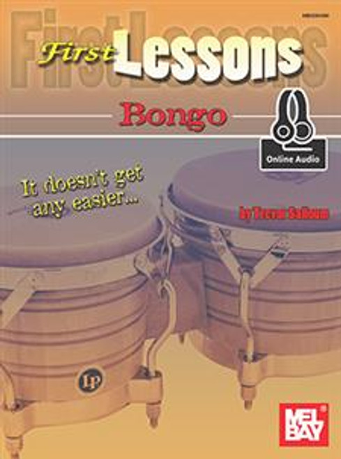 First Lessons: Bongo by Trevor Salloum (with Online Audio)