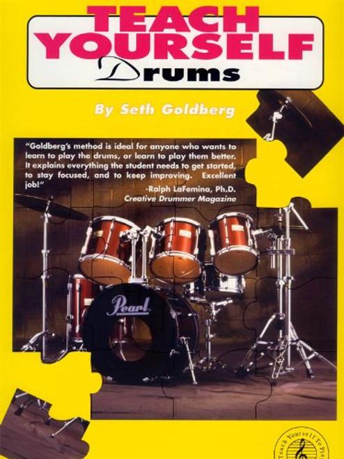 Teach Yourself Drums by Seth Goldberg