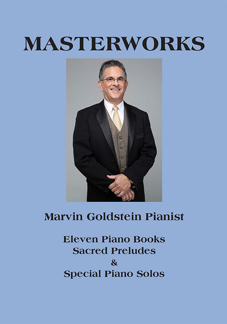 Masterworks - Marvin Goldstein - Piano Solo Songbook
