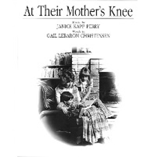 At Their Mother's Knee - Vocal Solo Sheet Music