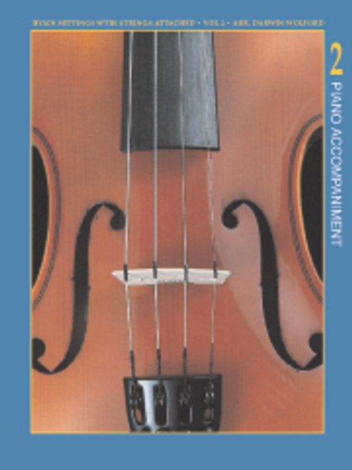 With Strings Attached, Volume 2 - Piano Accompaniment
