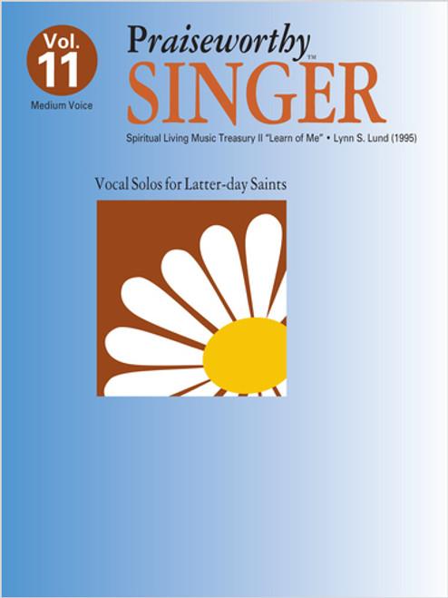 Praiseworth Singer Volume 11: •Spiritual Living Music Treasury II