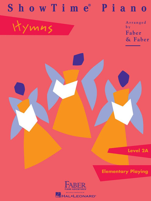 ShowTime Piano: •Hymns, Level 2A