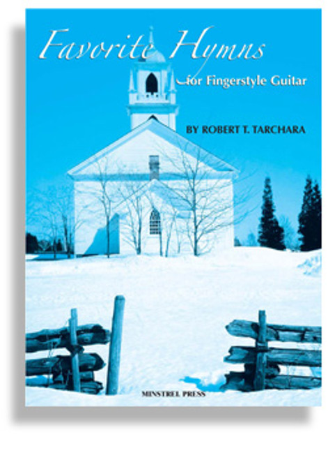 Favorite Hymns for Fingerstyle Guitar (Book/CD Set) for Easy Guitar
