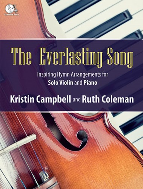 The Everlasting Song (Book/CD Set) for Violin & Piano