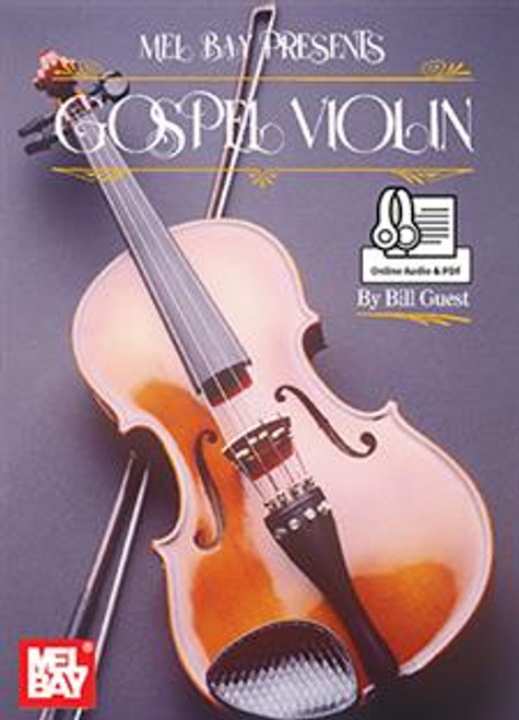 Gospel Violin by Bill Guest