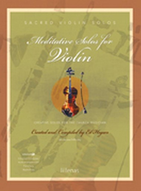 Meditative Solos for Violin (Book/CD Set)