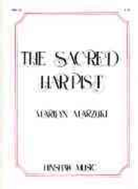 The Sacred Harpist for Harp