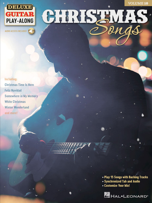 Christmas Songs - Deluxe Guitar Play-Along Songbook