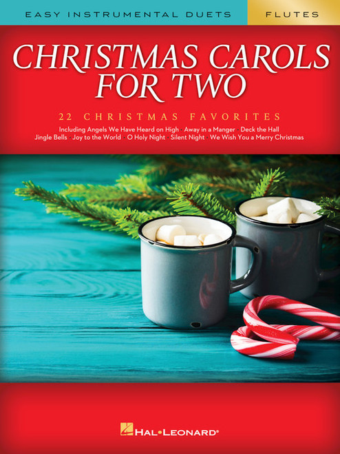 Christmas Carols for Two - Flutes