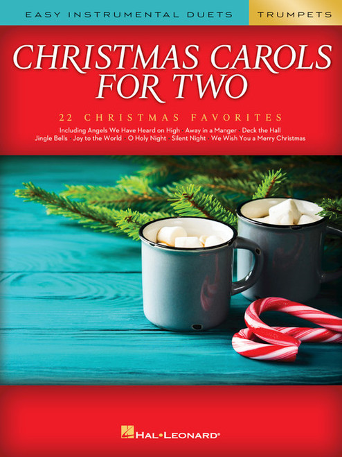 Christmas Carols for Two - Trumpets