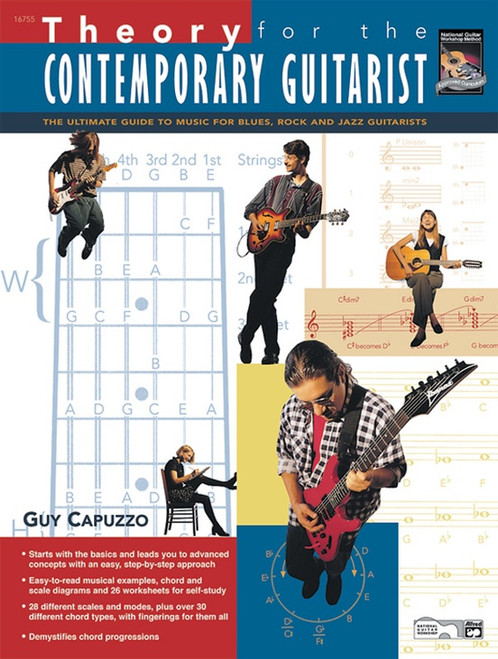Theory for the Contemporary Guitarist by Guy Capuzzo