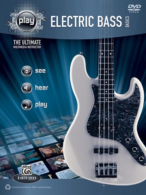 Play - Electric Bass Basics (Book/DVD Set)