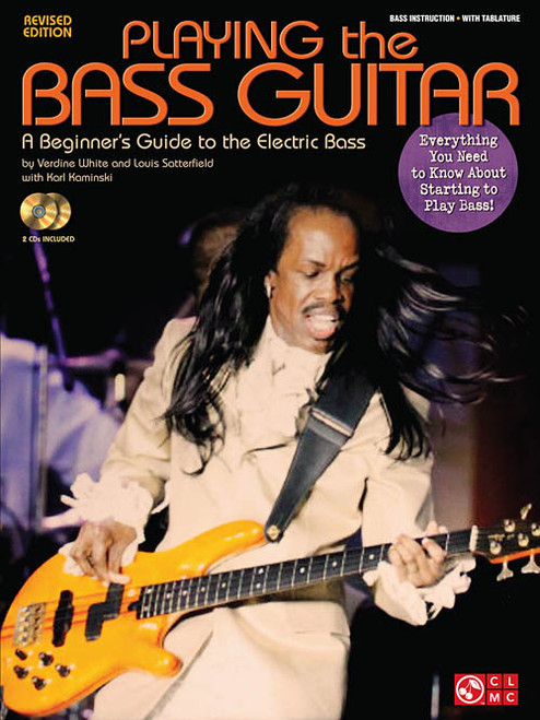 Playing the Bass Guitar - Revised Edition (Book/CD Set) by Verdine White