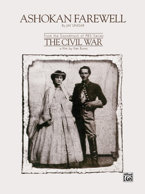 Ashokan Farewell (From the Civil War) - Piano Solo Sheet Music