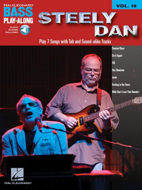 Steely Dan - Hal Leonard Bass Play-Along
