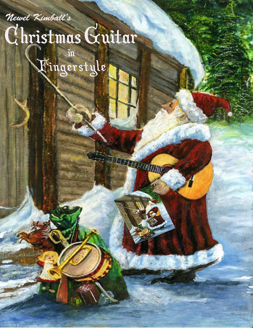 Newel Kimball's Christmas Guitar in Fingerstyle