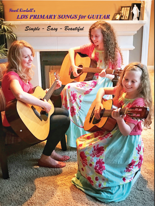 Newel Kimball's LDS Primary Songs for Guitar