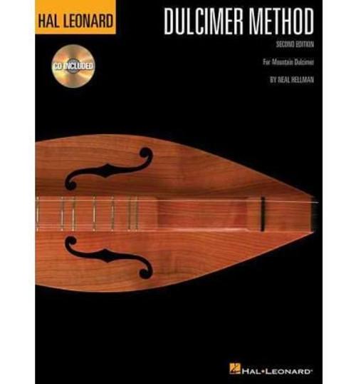 Hal Leonard Dulcimer Method, 2nd Edition (Book/CD Set) by Neal Hellman
