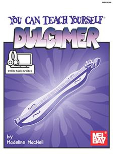 You Can Teach Yourself Dulcimer (with Online Audio) by Madeline MacNeil