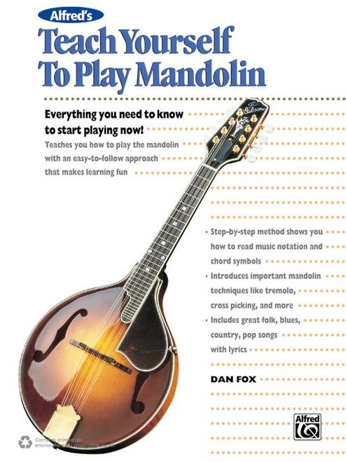 Teach Yourself to Play Mandolin Mega Pack (Book/DVD/CD Set) by Dan Fox