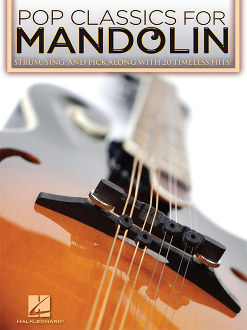 Pop Classics for Mandolin