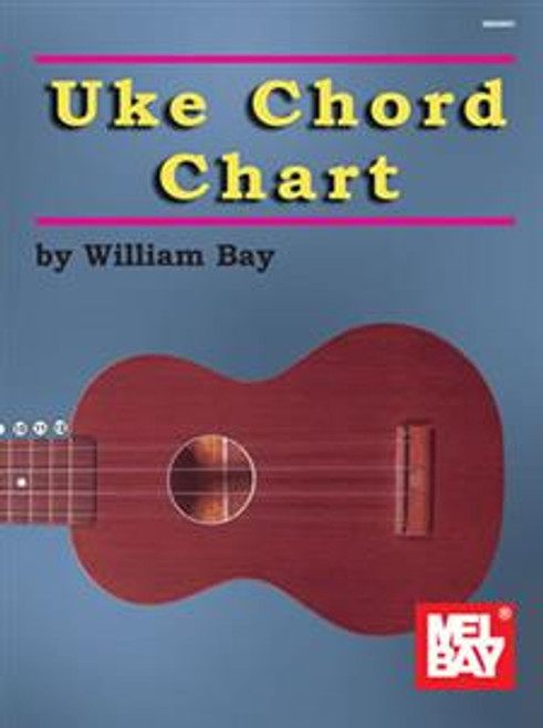 Uke Chord Chart by William Bay