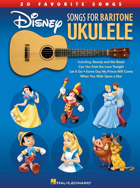 Disney Songs for Baritone Ukulele