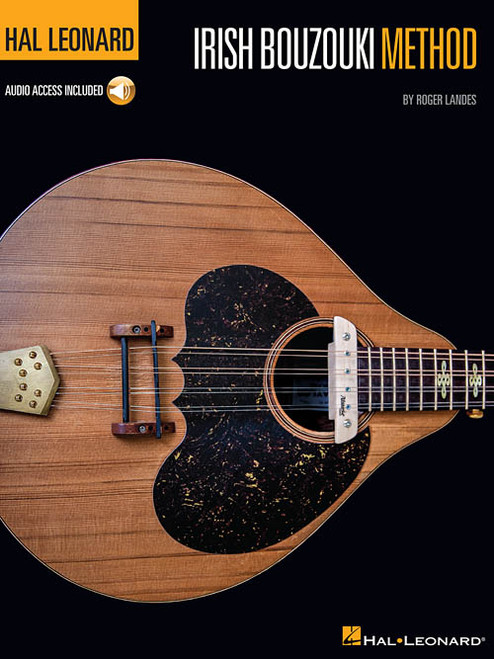 Hal Leonard Irish Bouzouki Method (with Audio Access) by Roger Landes