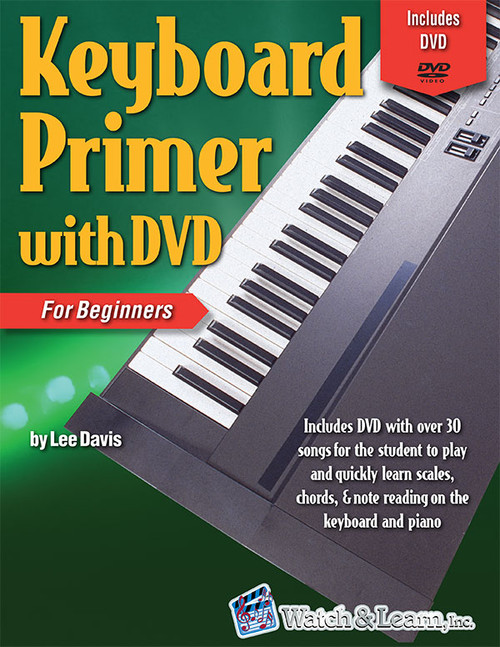 Keyboard Primer with DVD