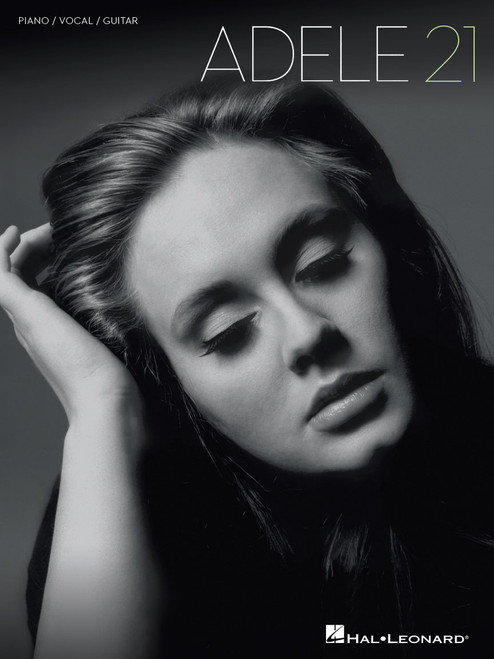 Adele 21 - Piano/Vocal/Guitar Songbook