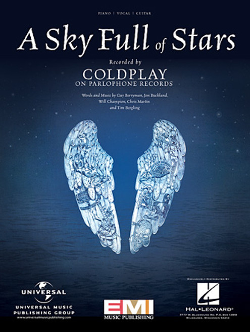 A Sky Full of Stars (by Coldplay) - Piano/Vocal/Guitar