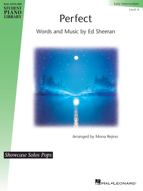 Perfect (by Ed Sheeran) for Early Intermediate Piano Solo