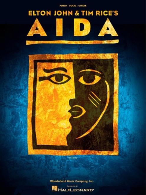 Aida - Piano/Vocal/Guitar