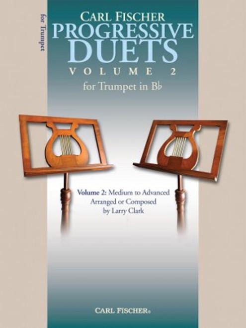 Progressive Duets Volume 2 for Trumpet in Bb