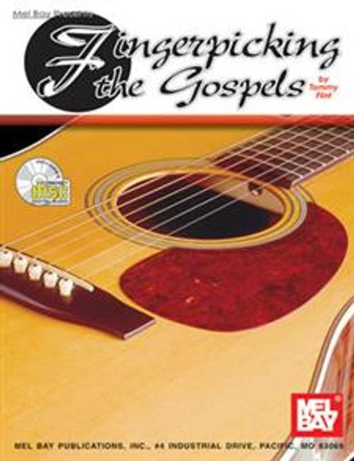 Fingerpicking the Gospels for Guitar by Tommy Flint (Book & CD Set)