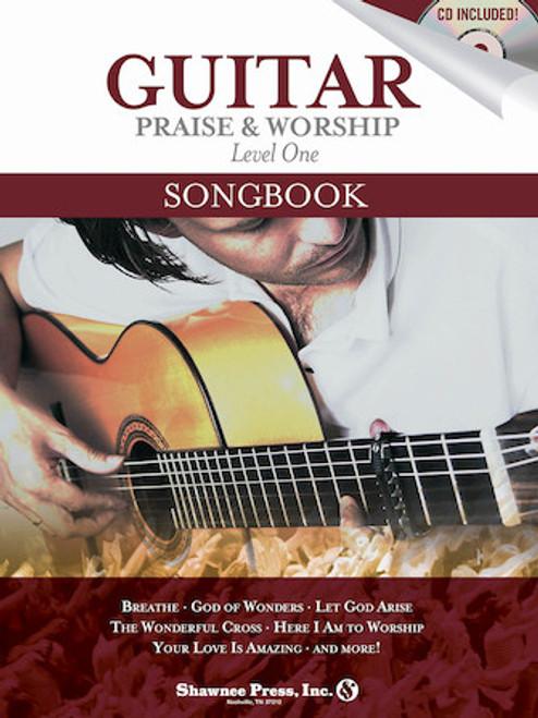 Guitar Praise & Worship - Level One Songbook (Book & CD Set)