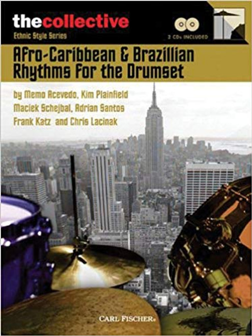 Afro-Caribbean & Brazilian Rhythms for the Drumset