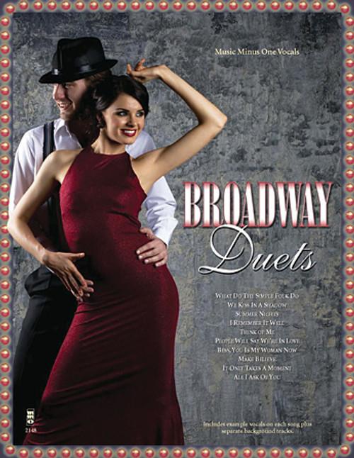 Broadway Duets (Music Minus One)