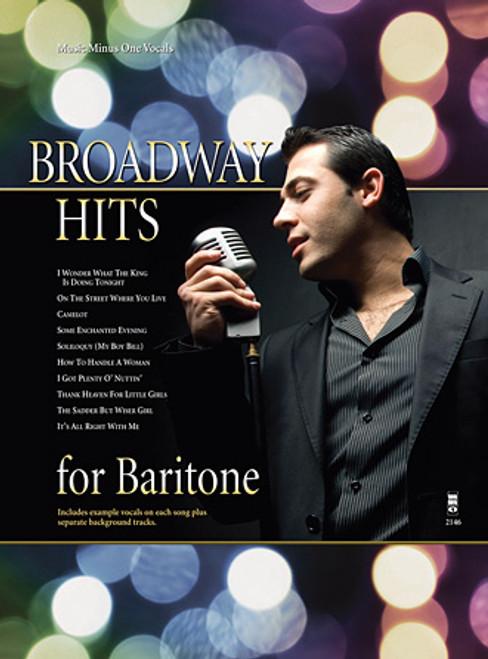 Broadway Hits for Baritone (Music Minus One)